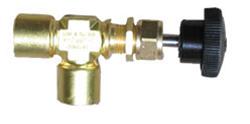 Chemical Metering Valve (swagelok)