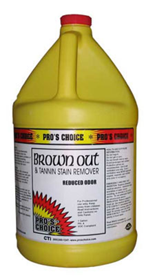 Brown Out: Browning Treatment