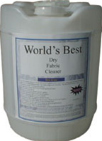 Worlds Best Dry Fabric Cleaner
