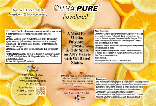 Citrapure Powdered