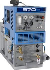 Sapphire Truckmount 370 w/ 120 gallon waste tank