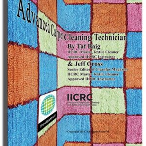 Advanced Carpet Cleaning Technical Manual