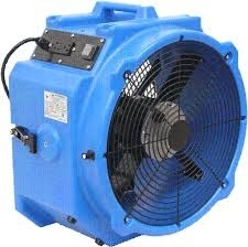 Magic Wand Axial Fan 3700 High Performance Fan with Locks