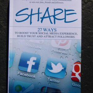 Share Book - 27 ways to boost your social media esperience