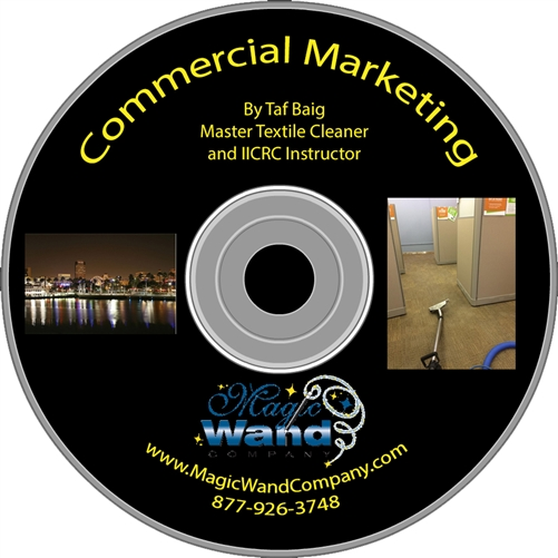 Commercial Carpet Cleaning Marketing