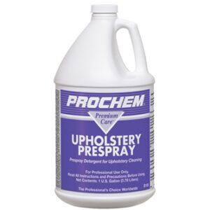 Upholstery Pre-spray