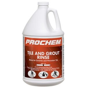 Tile & Grout Rinse
