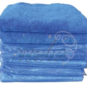 Microfiber Towels, Most Absorbent - 28x54 - Blue