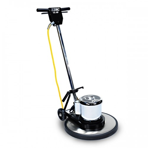 """Saturn 20"""" 175 RPM 1.5 HP, Low Speed Buffer, Durable Stainless Steel Brush Cover 20LS3-SS"""