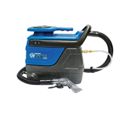 Dual Cord Dual 2-Stage VAC Motors with 2000W in-Line Heater Sandia 80-2300-H Sniper Extractor 300 psi Adjustable Pump 12 gal