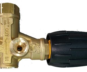 Heavy Duty Pressure Regulator with Bypass