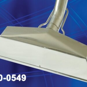 "14"" X 1.75"" 4-V Jet S-Bend Low Profile w/SG"