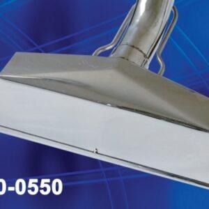 "14"" X 2.00"" 4-V Jet S-Bend Low Profile w/SG"