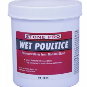 WET POULTICE STAIN REMOVER