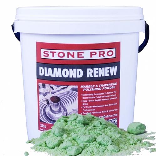 Diamond Renew by Stone Pro, 50lb pail