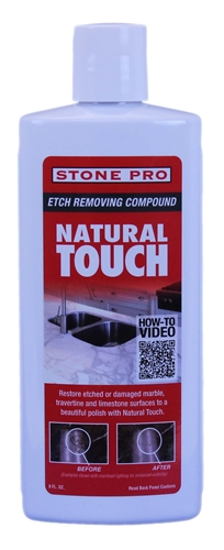 NATURAL TOUCH ETCH REMOVER & POLISHING COMPOUND
