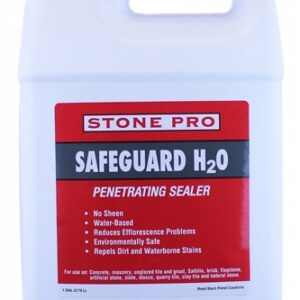 SAFEGUARD H2O GENERAL PURPOSE IMPREGNATING SEALER