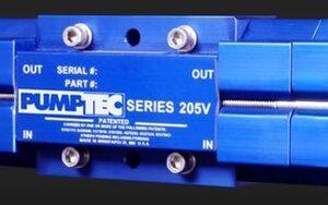 Pumptec Series 205V Pump Head 500PSI
