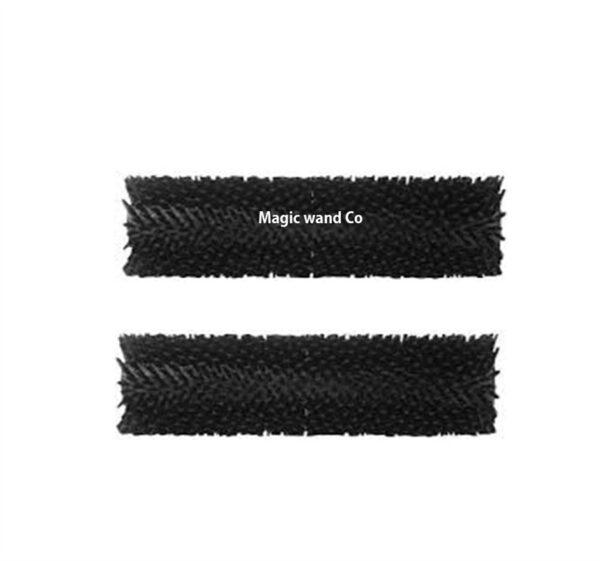 "Brush Pro 20"" Extra Aggressive Black Brush (pair)"