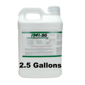 RMR-86 Rapid Mold Remover 2.5 gallons