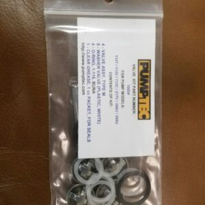 Kit-B, Valves & Seals 112/113/212/217/348/356 M-Valves BUNA