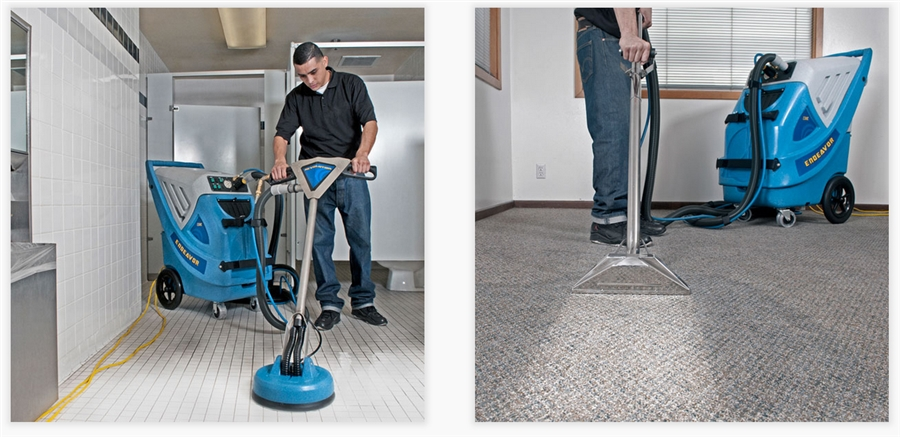 Endeavor 9000I-HSH EDIC Carpet Tile