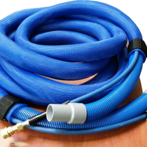 VACUUM & SOLUTION HOSE in sleeve with qds