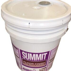 Summit Floor Finish - 5 Gallon pail