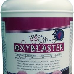 Oxy-Blaster: Hard Floor Cleaner with Oxygen Bleach.