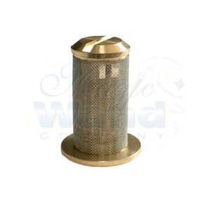 Filter for T-jet and inline filter. with check valve