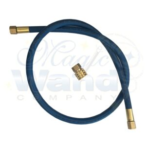 Hydro Force Sprayer replacement solution hose w/ open female qd