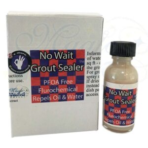 Grout Sealer - No Wait