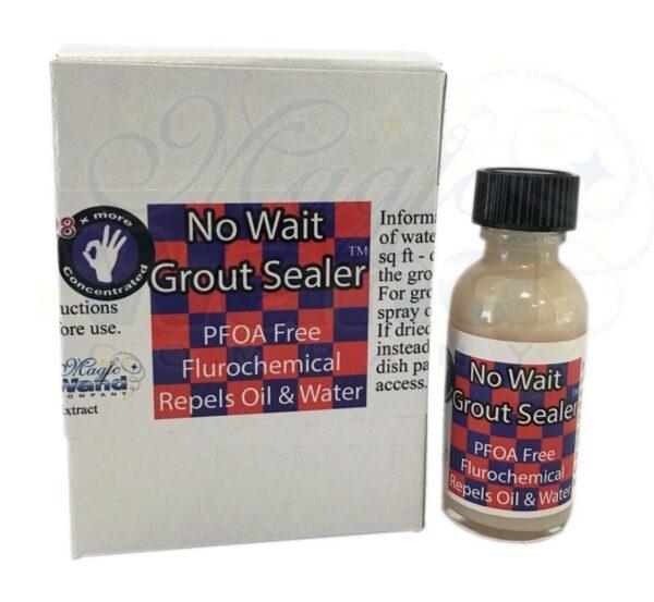 Grout Sealer - No Wait