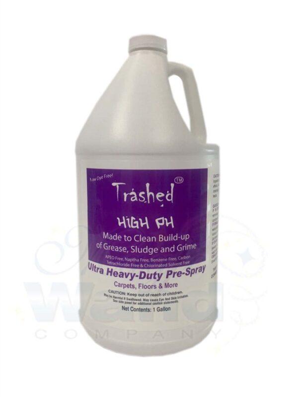 Trashed (II) High pH: Sludge, Slime and Grime