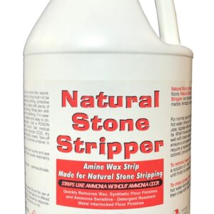 Natural Stone Stripper - 1 gallon