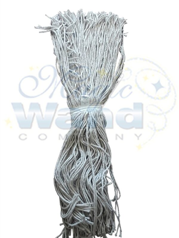 JANITOR?S PRIDE COTTON CUT END MOP HEADS 4-PLY, 32 OZ, NARROW BAND