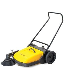 SWM 31/9 Manual Push Sweeper Superior performance, value and light-weight design