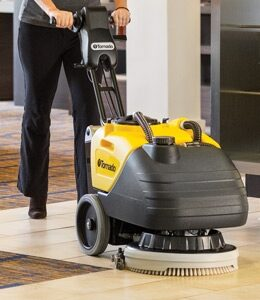 Tornado BD 17/6 World Class Scrubber Delivering Versatility and Enhanced Productivity
