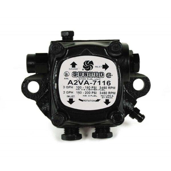 Suntec Fuel Pump, 3450 RPM, 3 GPH, RH (8.700-749.0)