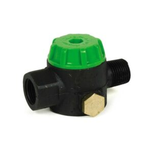 "Green Cap In-Line Filter, 1/2"" FPT x 1/2"" MPT (8.709-961.0)"