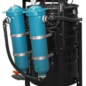 Portable Water Recovery and Recycle System