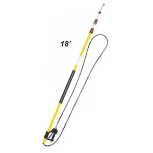 Fiberglass Telescoping Lance, 6 ft. to 18 ft.