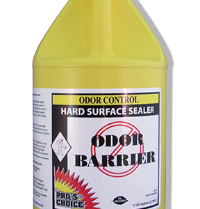 Odor Barrier