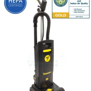 Deluxe CVD30 Upright Vacuums - Single Motor