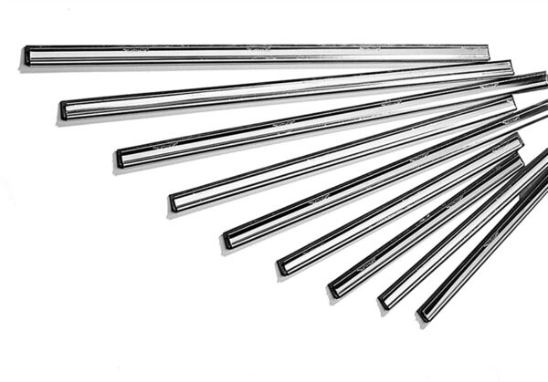 Master Stainless Steel Channels with Rubber
