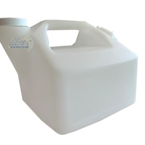 5 Quart Inline Sprayer Jug with 2 openings