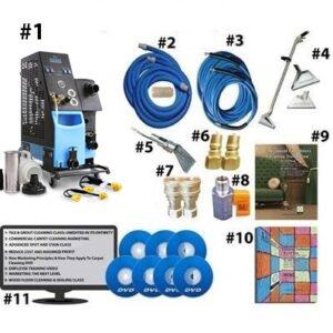 ESCAPE ETM-MX-115 ELECTRIC TRUCKMOUNT 800 PSI PACKAGE