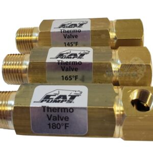 Cat Thermo Relief Valves