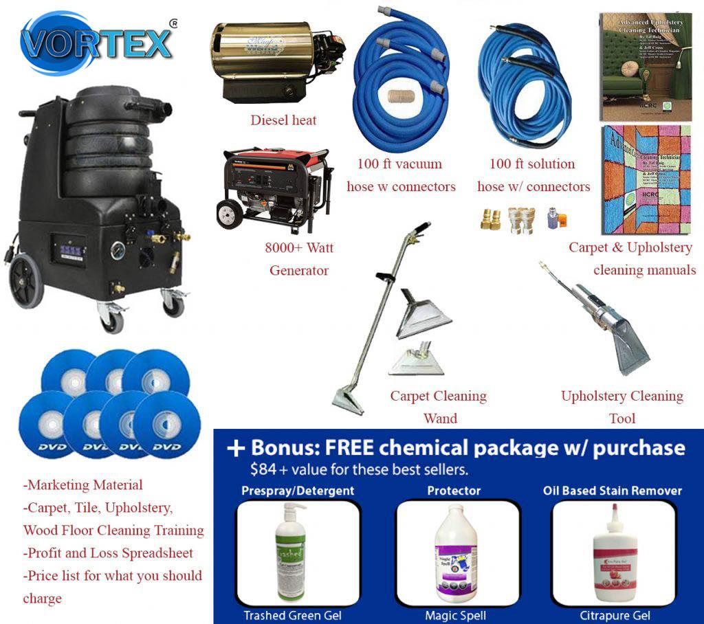 Vortex Lite Package 5