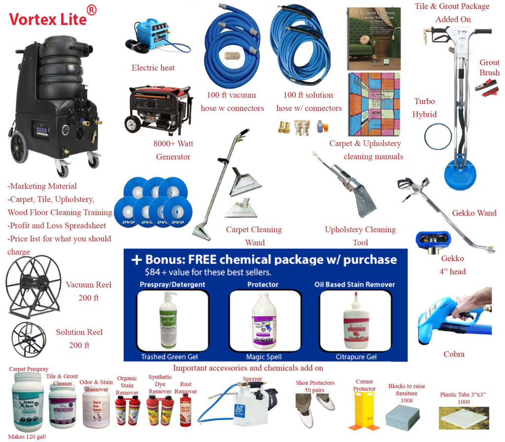 the best carpet cleaning machine